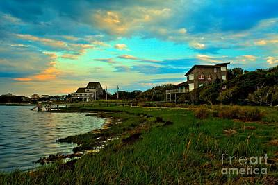 Photograph - Shore House Community by Adam Jewell