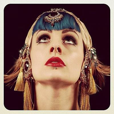 Jewelry Wall Art - Photograph - Shot Of The Serpentine Seductress  by Talulah Blue