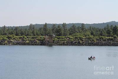 Photograph - Showlow Lake 2 by Pamela Walrath