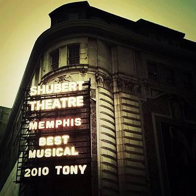 Musical Photograph - Shubert Marquis by Natasha Marco