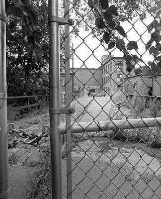 Shuttered Factory  Original