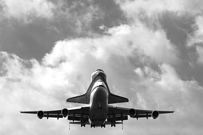 Photograph - Shuttle Endeavour by Jason Smith