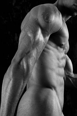 Thomas Mitchell Photograph - Side Arm by Thomas Mitchell