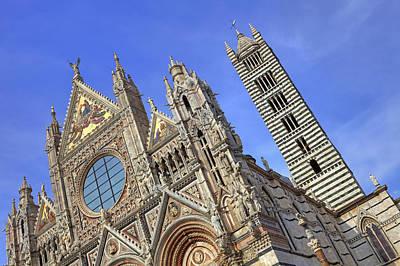 Siena Wall Art - Photograph - Siena - Cathedral by Joana Kruse
