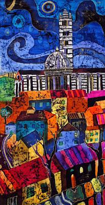 Siena Art Print by Sandra Kern