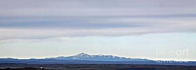 Photograph - Sierra Blanca Panorama by Shawn Naranjo