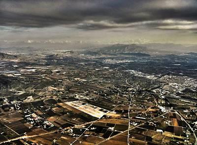 Photograph - Sierra De La Pila - Spain by Juergen Weiss
