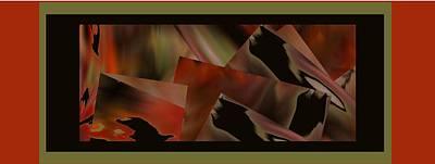 Painting - Signal Fire 2 by Vicki Lynn Sodora
