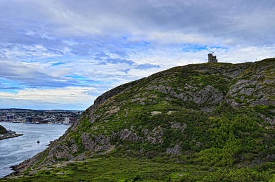 Photograph - Signal Hill by Steve Hurt