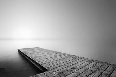 Photograph - Silence by Marc Huebner