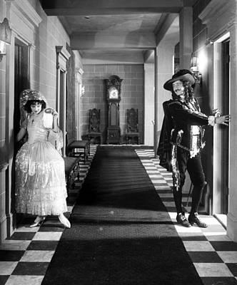 Silent Film Still: Costumes Art Print by Granger