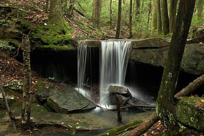 Ps I Love You - Silken  Water Fall 100 by Douglas Barnett