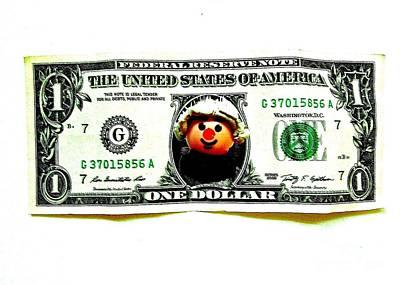 Silly Dollar Original by Ricky Sencion