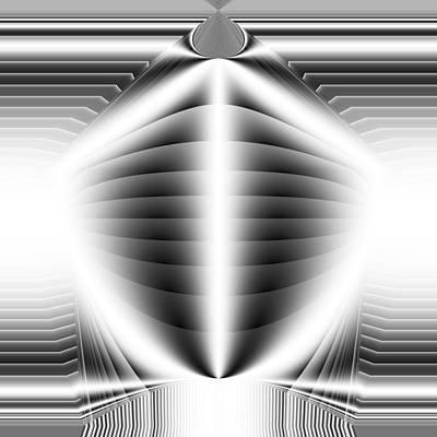 Digital Art - Siltron by Theodore Jones