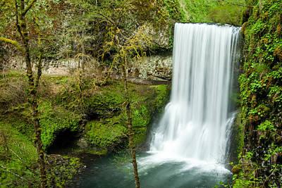 Whalen Photograph - Silver Falls State Park Three by Josh Whalen