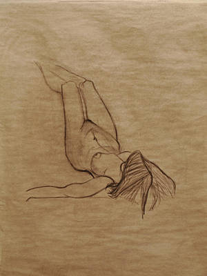 Drawing - Simple And Natural by Teri Schuster