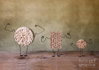Simple Things 02 Art Print by Nailia Schwarz