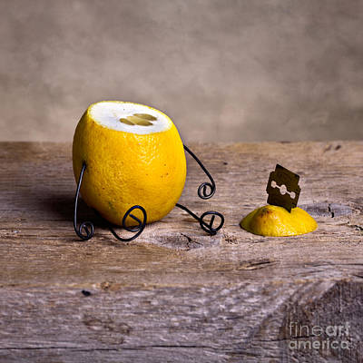 Miniature Photograph - Simple Things 10 by Nailia Schwarz