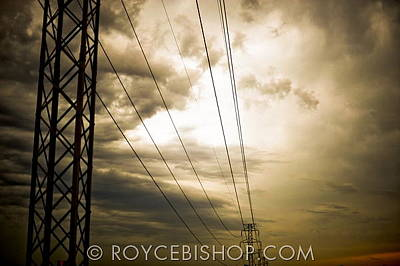 Photograph - Sin-ergy by Royce Bishop
