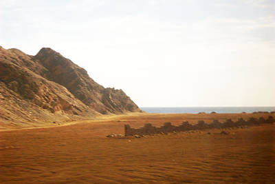 Photograph - Sinai Peninsula  by Munir Alawi