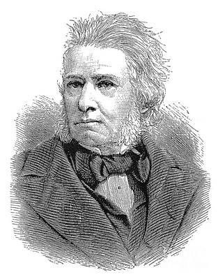 Sir Charles E. Trevelyan Art Print by Granger