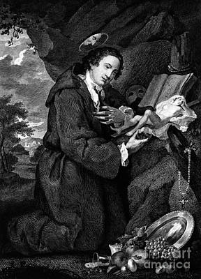 Sir Francis Dashwood Art Print by Granger