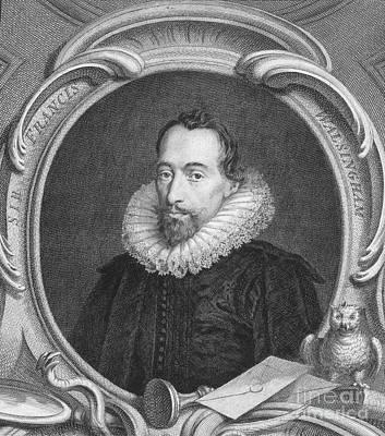 Sir Francis Walsingham Art Print by Granger