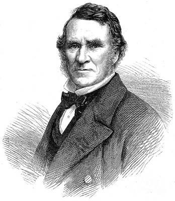 Sir John Hawkshaw Art Print by Granger