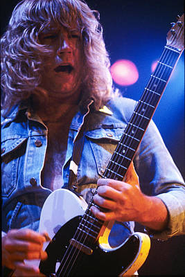 Photograph - Sir Rick Parfitt - Status Quo by Dragan Kudjerski