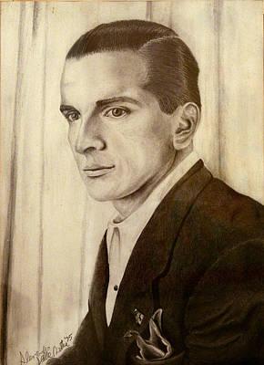 Drawing - Sir Vincent by Alessandro Della Pietra