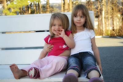 Photograph - Sisters by Kelly Reber