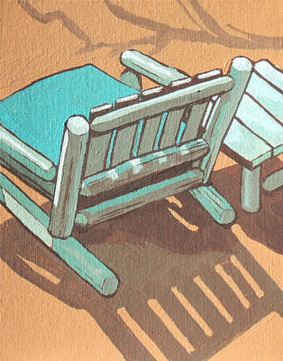 Sit Back And Relax Original by Sandy Tracey