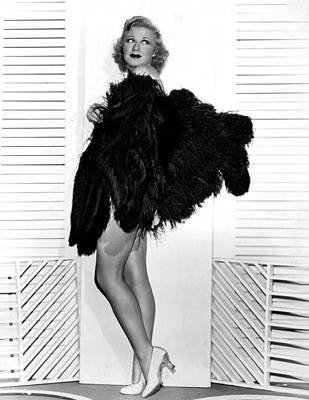 1933 Movies Photograph - Sitting Pretty, Ginger Rogers, 1933 by Everett
