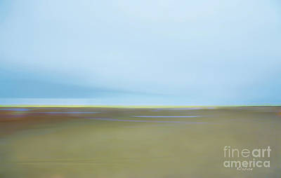Art Print featuring the photograph Skaket Tidal Flats by David Klaboe