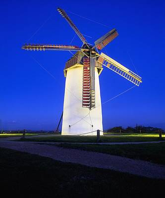 Skerries Mills Co Fingal, Ireland Art Print by The Irish Image Collection