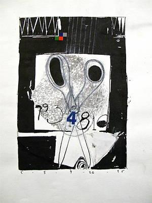 Drawing - Sketchbook 1  Pg 12 by Cliff Spohn