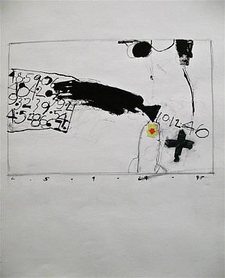 Drawing - Sketchbook 1  Pg 15 by Cliff Spohn