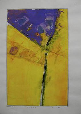 Painting - Sketchbook 1  Pg 24 by Cliff Spohn