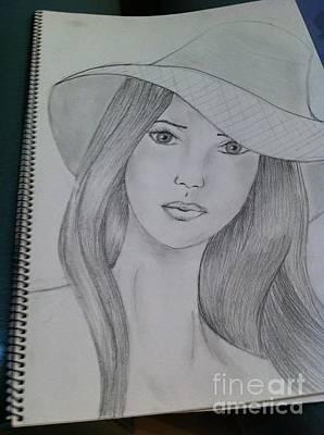 Sketching Original by Momina Kaleem