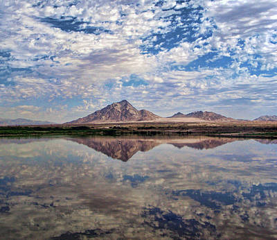 Art Print featuring the photograph Skies Illusion by Tammy Espino