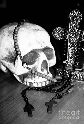 Skull 5 Art Print
