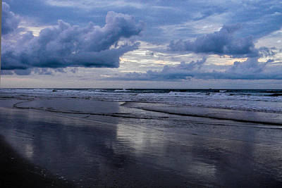 Photograph - Sky And Shore by Christy Usilton