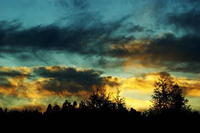 Photograph - Sky Attitude by Aimelle