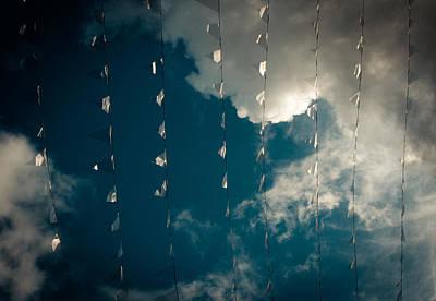 Photograph - Sky Celebration by Lenny Carter