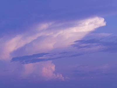 Sky Art Print by Debra Webb
