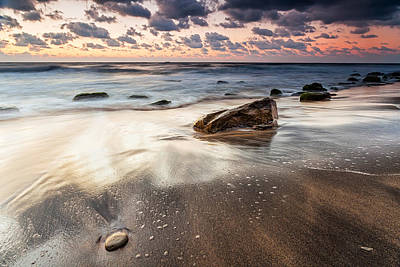 Irakli Photograph - Sky In The Sands by Evgeni Dinev