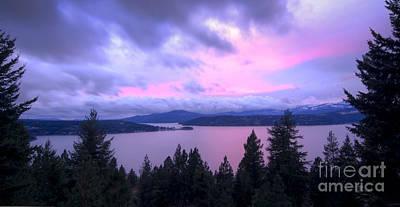 Pasta Al Dente - Sky Light by Idaho Scenic Images Linda Lantzy