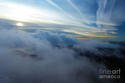 Photograph - Sky Painting by Adam Jewell