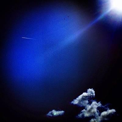 Trail Wall Art - Photograph - Sky Rockets In Flight.. 😝 #ignation by Emily W