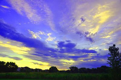 Photograph - Sky Scape by Daniel Ness